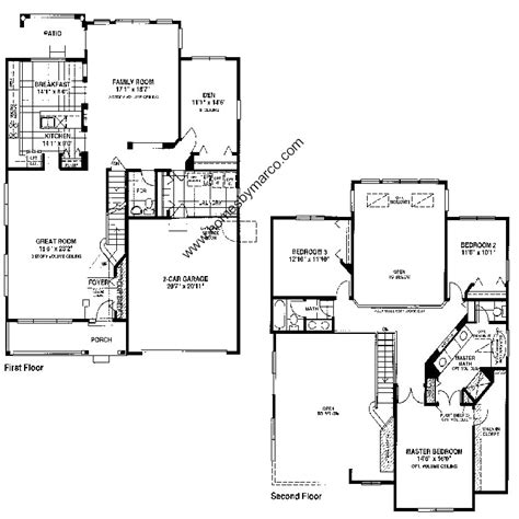 devonshire floor plan devonshire model in the inverness subdivision in vernon