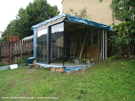 Shed Glazing by Summer Shed Cabin Summerhouse From Leeds West