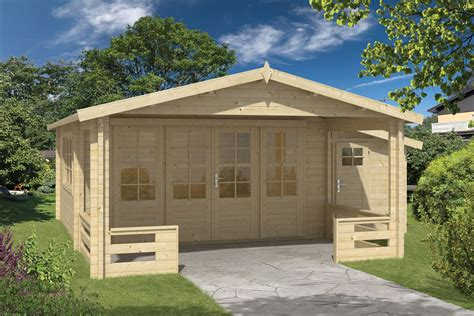 Sheds Coventry by Coventry 58mm Log Cabin