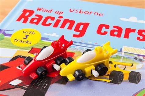 Usborne Wind Up Racing Cars 特價部落客推薦usborne wind up發條玩具書 好用推薦 女人購物狂 痞客邦