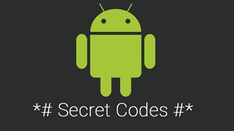 android secrets list of android secret codes usman ali
