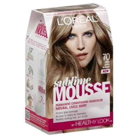 l oreal mousse hair color l oreal mousse hair color dejensever