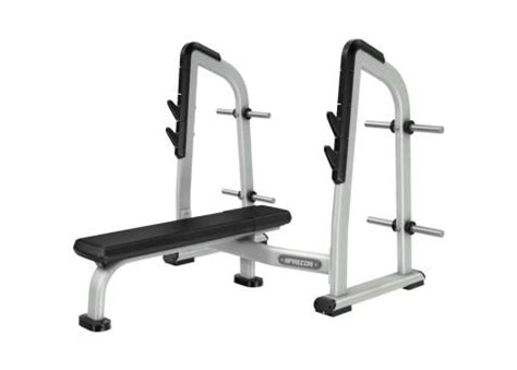 precor bench press discovery series olympic flat bench dbr0408 precor us