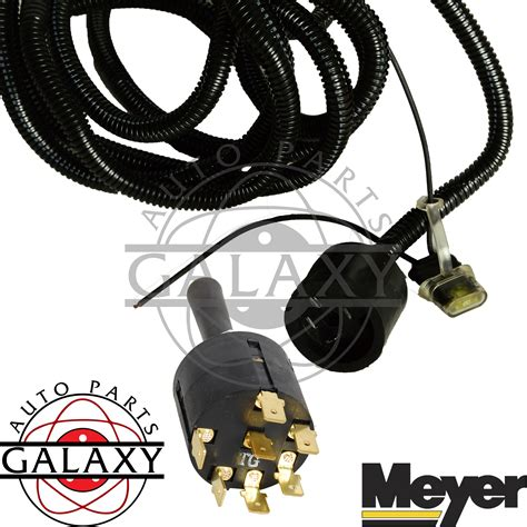 kit meyer mc slick stick joystick control  wiring