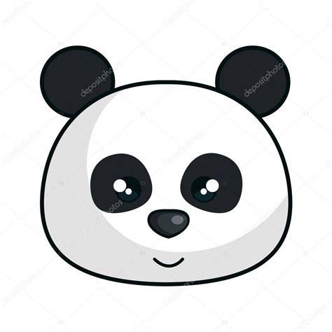 imagenes de oso kawaii estilo de animales kawaii lindo oso panda vector de