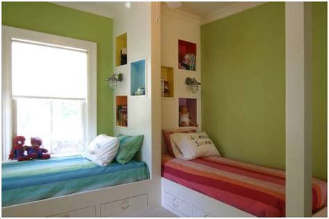 10 amazing ideas to design a boy and shared room