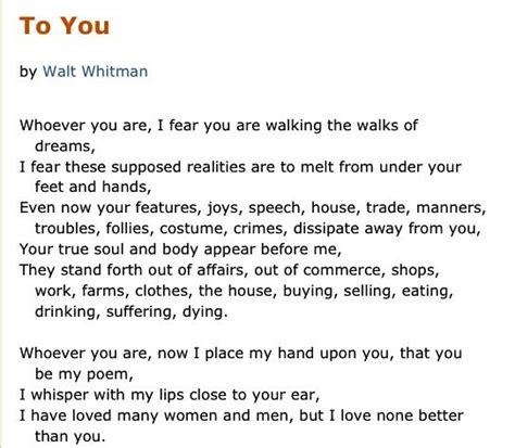 I Fear You i fear you are walking the walks of dreams walt