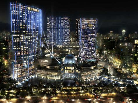 Building Design Program city of dreams hotel tower cotai macau building e