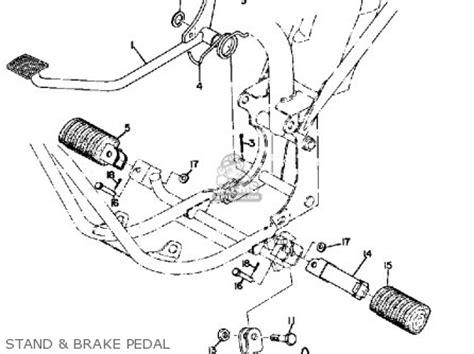 yamaha jt1 electrical car electrical wiring diagrams