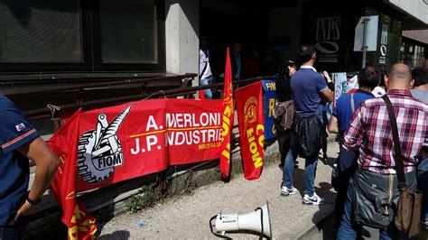 inps sede di perugia ex merloni i lavoratori senza cassa integrazione