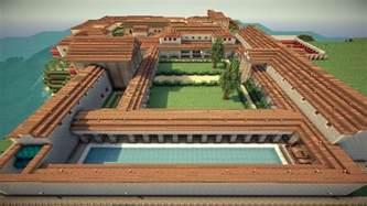 Free Printable House Blueprints by Roman Villa Villa Syndexioi World Save Schematic