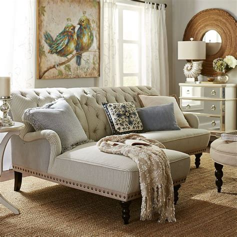 overstuffed chaise 17 best images about living rooms on pinterest sectional