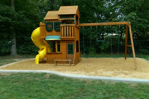 playground ideas for backyard 7 steps to a backyard playground for kids ideas advice