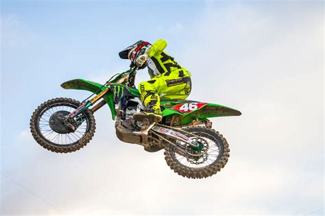 pro motocross racers monster energy pro circuit kawasaki racers excited to get