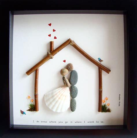 Wedding Presents by Wedding Gift Pebble Custom Wedding Gift Personalized