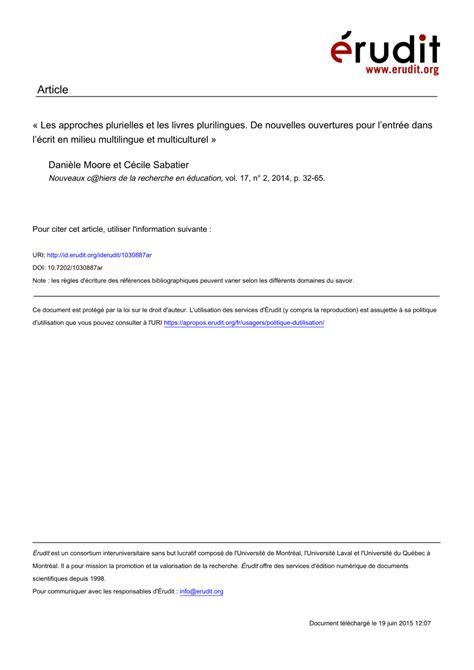 les vanit礬s dans l pdf les approches plurielles et les livres plurilingues