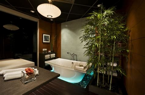 badezimmer deko bambus 34 bambus deko ideen die f 252 r eine organische 196 sthetik sorgen