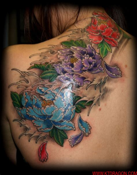 peony tattoo picture at checkoutmyink com