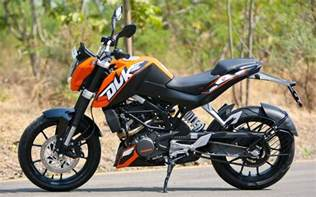 Ktm Duke 200 Orange Ride Review Ktm 200 Duke Orange Bike Chronicles