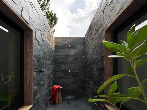piastrelle per muri esterni esterni dai materiali innovativi