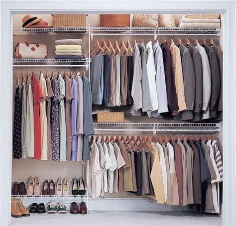 Wire Rack Closet Systems 17 Best Ideas About Reach In Closet On Closet