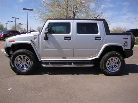 2009 hummer sut for sale 2009 hummer h2 4wd 4dr sut luxury for sale from scottsdale