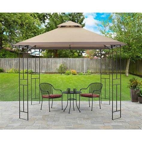 Small Outdoor Canopy by Small Canopy Gazebo Outdoor Patio Gazebo 10 X 10 Steel