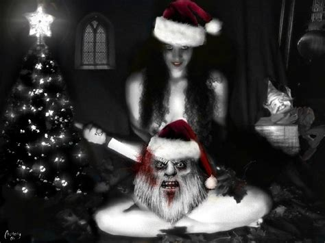 happy xmas    darkhead satanical bots ritual  webzine   darkside nation
