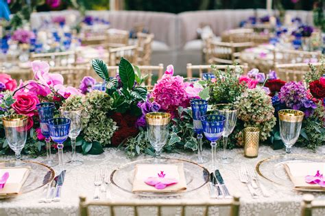 colorful wedding wedding reception ideas colorful drinkware and glassware