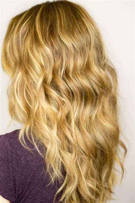 how to create long wavey curls with perm 25 ways of how to make your hair wavy