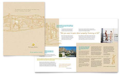Mortgage Broker Newsletter Template Design Mortgage Broker Flyer Template