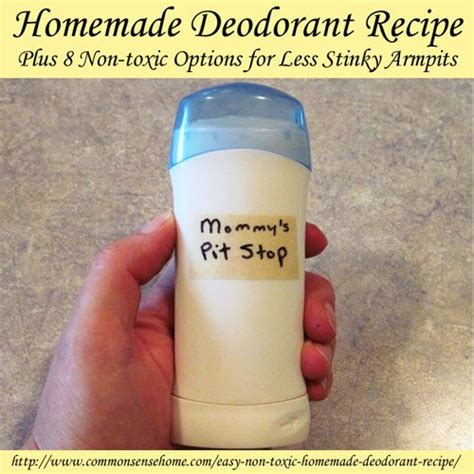 Detox Deodorant Recipe by Top 107 Ideas About Be Beautimous On
