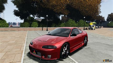 mitsubishi eclipse tuned 1999 mitsubishi eclipse tuning for gta 4