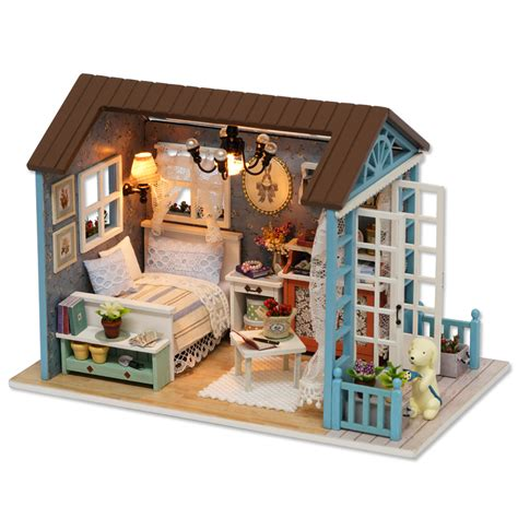handmade doll house furniture miniatura diy doll houses