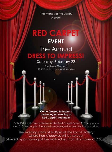 carpet flyer favors promotional products