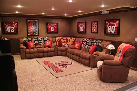 49er room decor san francisco 49ers fashion style fan