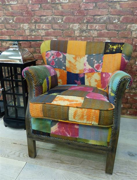 patchwork armchairs suzani patchwork chair hobby