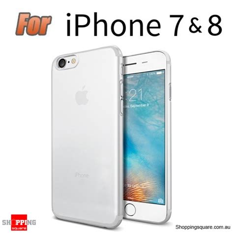 Soft Tpu Gel Crashproof Airbag For Iphone 7 Plus 2 slim tpu soft gel transparent cover for iphone 7 8 white colour shopping