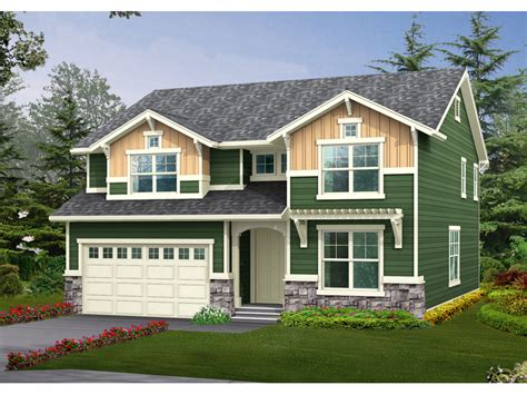 two story craftsman glenallen creek craftsman home plan 071d 0088 house plans and more