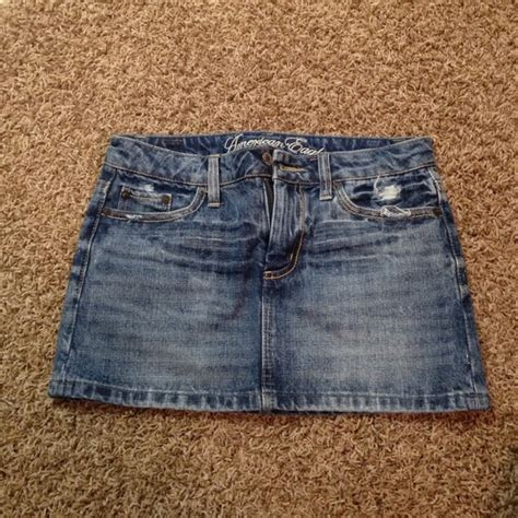 74 american eagle outfitters dresses skirts denim