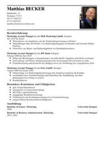Lebenslauf Muster Manager Lebenslauf Muster Account Manager Vorlage Livecareer