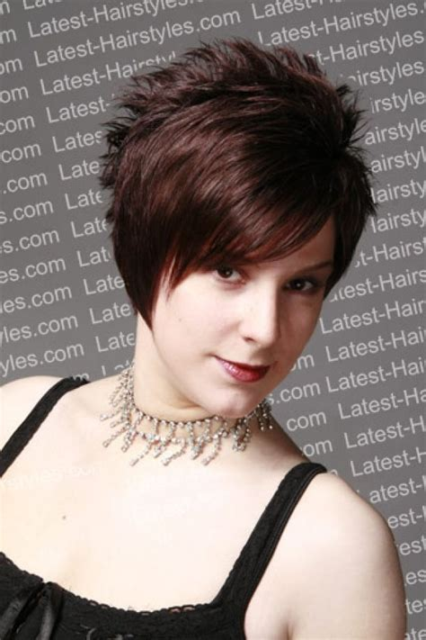 front and back pictures of spiky haircuts for women short spiky hairstlyes for women short hairstyle with