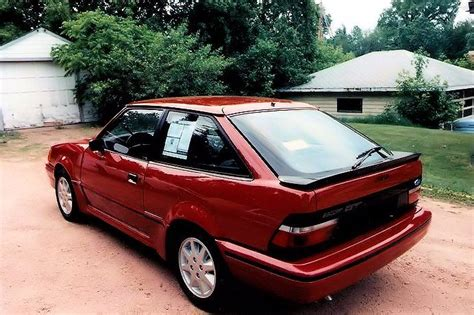 escort gt my first new car in 1988 1988 1 2 ford escort gt cars ford cars and auto ford