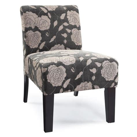 grey accent chair shop dhi deco grey accent chair at lowes