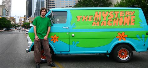 scooby doo s mystery machine it does exist wow amazing