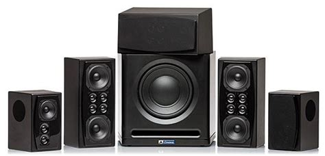 xtz cinema  speaker system review sound vision