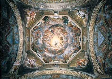 cupola duomo fondazione quot il correggio quot 187 la cupola duomo di parma
