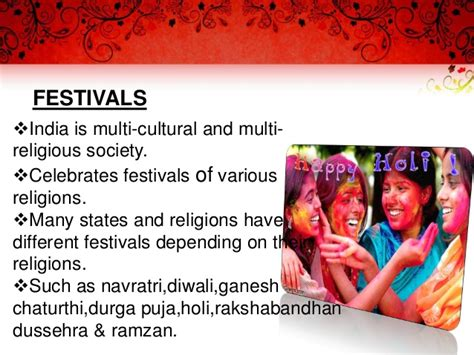 Indian Culture Ppt On Indian Culture