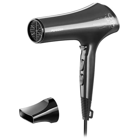 Hair Dryer Pakai Baterai flyco fashion hair dryer fh6271 black