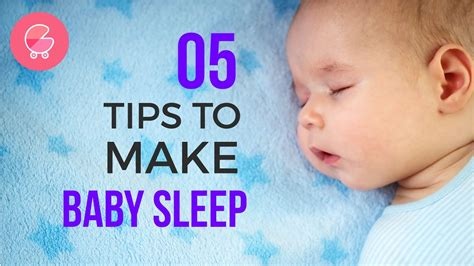 how to get a baby to sleep all books 5 tips to make baby sleep all babygogo